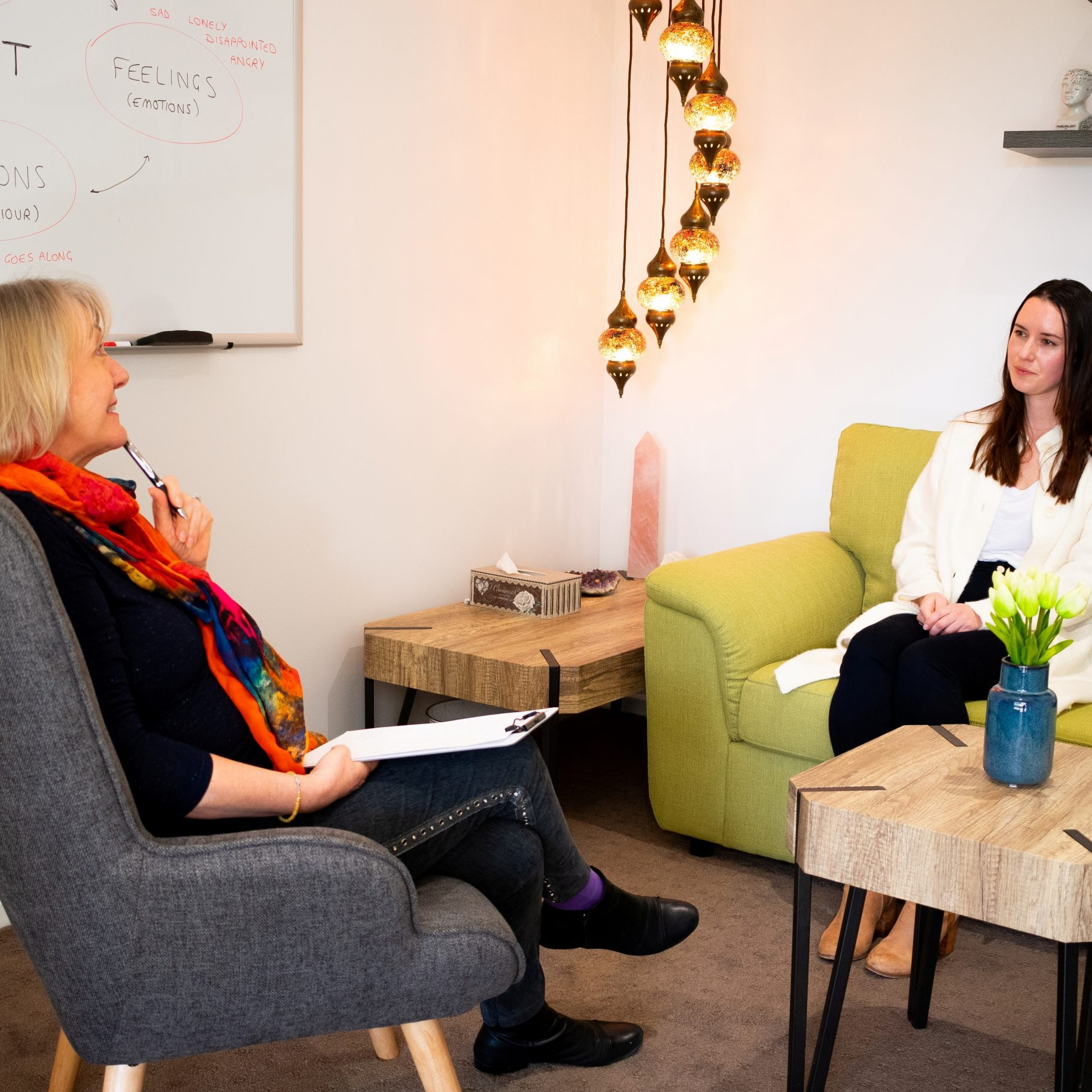 Consulting room counselling 2